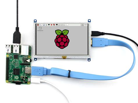 Aliexpress.com : Buy Raspberry Pi 5 inch HDMI LCD Display Module 800x480 Touch Screen Support