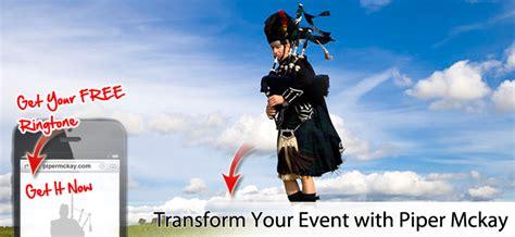 Wedding Aisle Bagpipes by Piper Mckay S Weddings Uk Worldwide Scottish