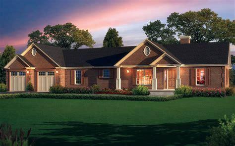 single story ranch homes geneva modular home floor plan
