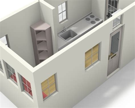 Micro Loft Floor Plans Simplehouse Tiny House Design For Simple Living