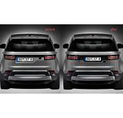 Startech Will Fix Your New Discoverys Offset Number Plate