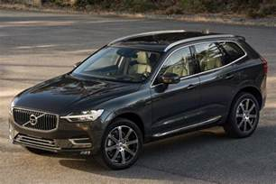 Volvo Suv Xc60 Volvo Xc60 2017 Suv Revealed Official Pictures Auto