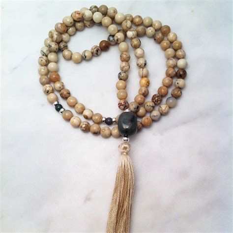 jade mala meaning mala opal and jade malas for and meditation