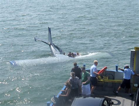 boat sinking by miller ferry ferry workers lauded with saving passengers after plane