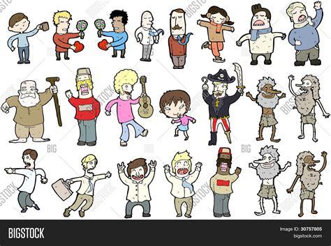 imagenes animadas varias varias personas de dibujos animados colecci 243 n versi 243 n de