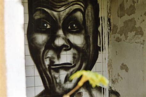 graffiti kunst aus hannover die sich mit politischen