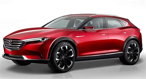 mazda com visual comparison mazda cx 4 vs koeru concept carscoops