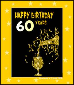 best wishes on your 60th