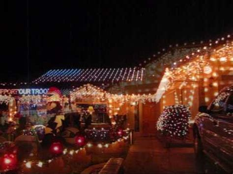 dovewood court and christmas lights in orangevale youtube