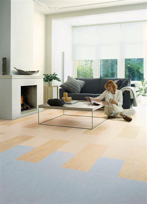 Linoleum Flooring In Living Room by Forbo Marmoleum Click Linoleum Flooring Modern