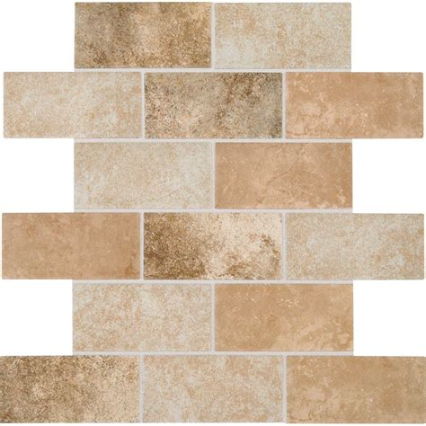 daltile grand cayman oyster blend 12 in x 12 in x 8 mm
