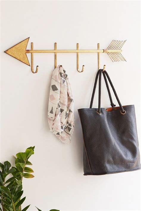 room hooks golden arrow wall hook home decor wall hooks bedroom and wall