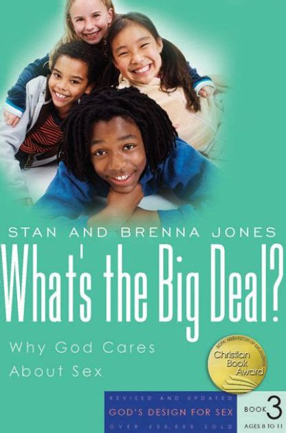 libro whats the big deal what s the big deal why god cares about by stan brenna paperback barnes