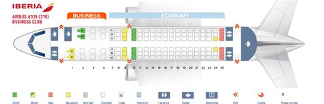 airbus a321 cabin layout seat map airbus a319 100 iberia best seats in the plane