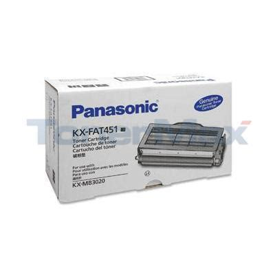 Cartridge Compatible Panasonic Kx Fa85e For Use In Lase Berkualitas 2 panasonic kx mb3020 toner cartridge kxfat451