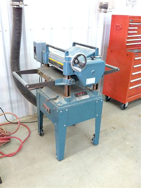 used planer equipment woodworking machinery used jet 15 quot inch woodworker planer pre owned woodworking