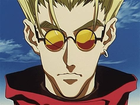 Kaiyodo Trigun Vash The Stede trigun gif