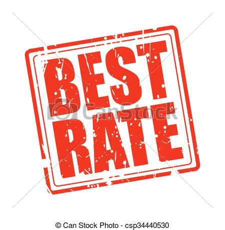 best rate best rate st text on white vectors search clip