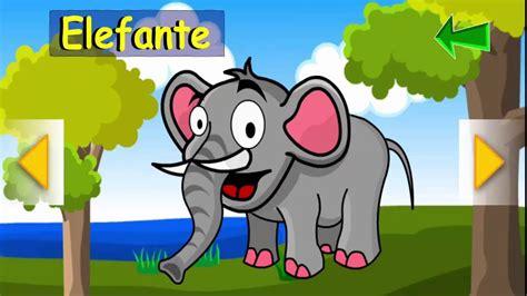 imagenes animadas youtube animales animados para beb 233 s app juegos celular movil