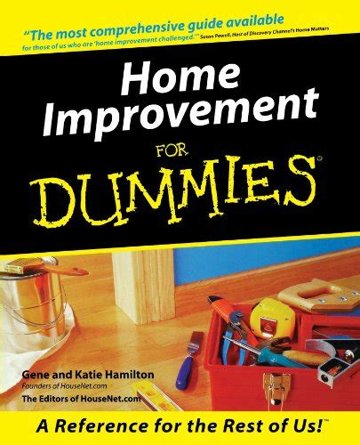 10 best books for home repair and improvement