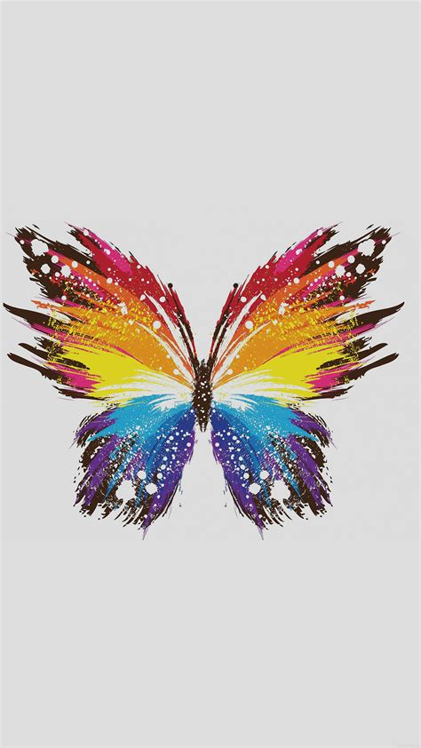 wallpaper iphone 6 butterfly illustrated animal kingdom wallpapers for ipad and iphone