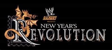 new year s revolution professionalwrestlinghistory wiki