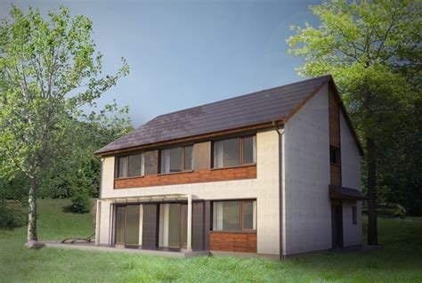 passive house plan passive house design for irish people building life