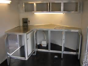 Kitchen Cabinets Makeover vnose front cabinets with generator door jpg