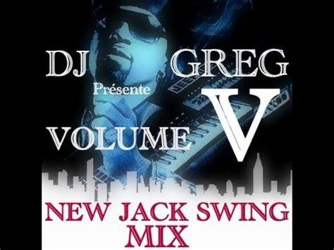 new jack swing mix new jack swing mix vol 5 jodeci la rue aaron hall