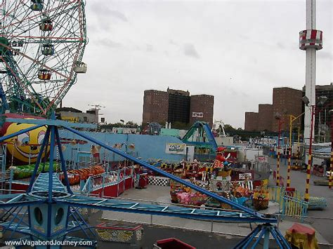 theme park new york coney island brooklyn