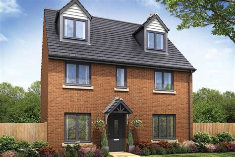 taylor wimpey 5 bedroom homes 3 bedroom town house for sale in the crescent lawley