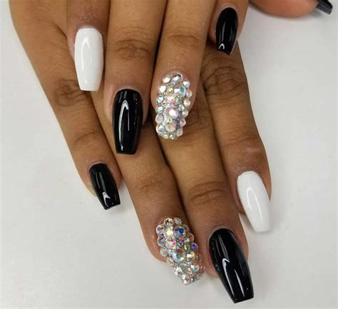 trendy acrylic nails art design   simply loved