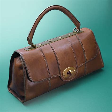 Fossils New Vintage Inspired Collection Of Handbags Surprisingly Chic by Fossil Vintage Inspired