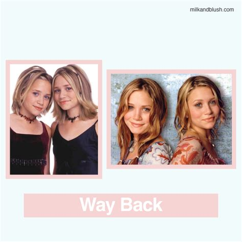 throwback thursday hair a collection of hair and beauty throwback thursday the olsen twins hair hair extensions
