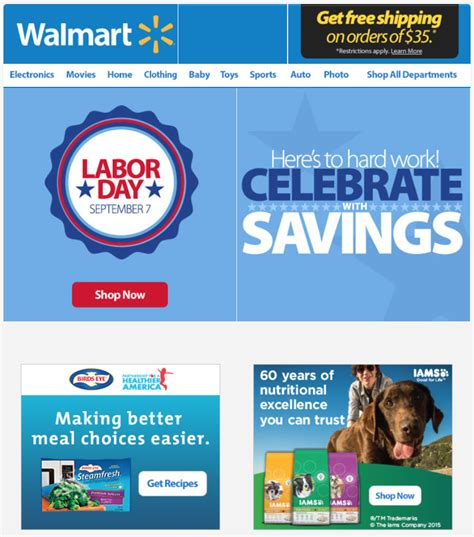 walmart s labor day sale ad for 2015 black friday 2015
