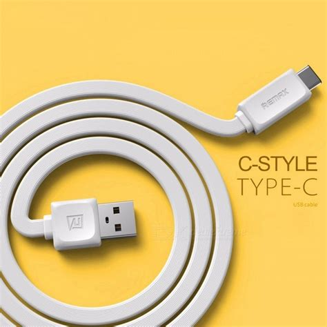 Remax Fast Charger Data Cable Kabel 1m Tipe 002 Berkualitas remax portable type c to usb3 0 data transfer cable usb c fast charging charger cable for