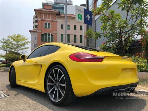 Porsche Cayman Mobile by Jual Mobil Porsche Cayman 2013 981 2 7 Di Dki Jakarta
