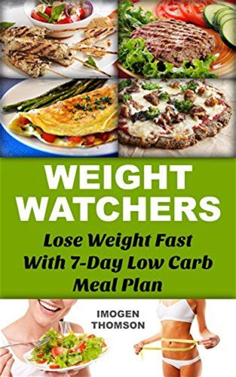 weight watchers a guide for beginners smart recipes ideas smart points guide books weight watchers lose weight fast with 7 day low carb meal