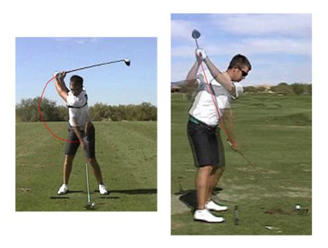 hand movement in golf swing one plane swing theory and help lag article