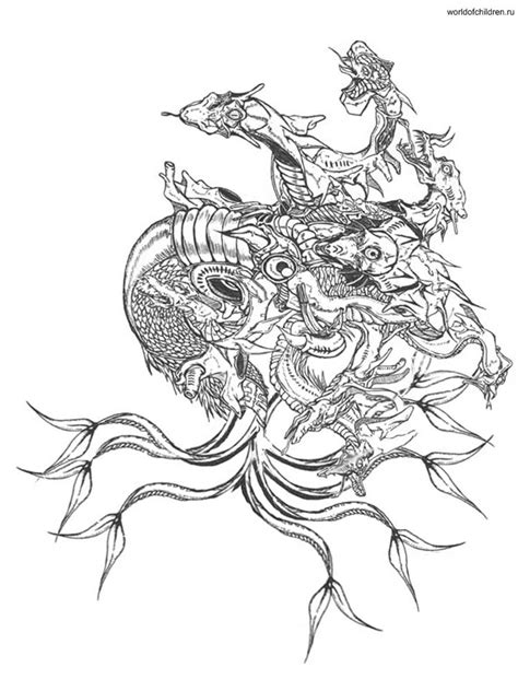water dragons coloring pages chinese water dragon coloring pages chinese best free