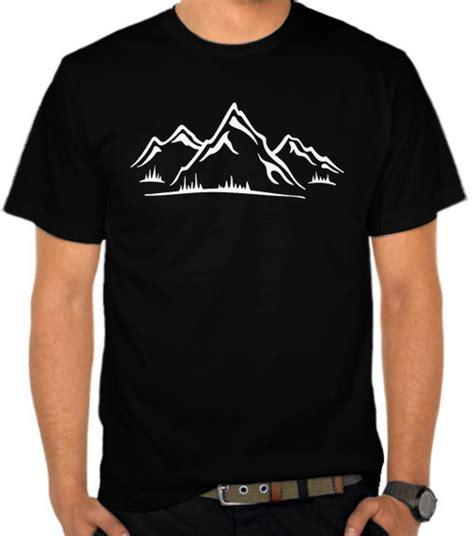 desain kaos gunung jual kaos hikers 2 ekologi alam satubaju com