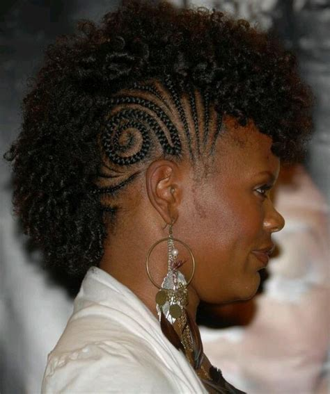 images of hair braiding in a mohalk braided mohawk natural hair beauty pinterest braided