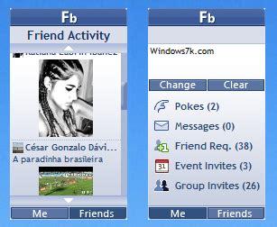 trasforma facebook in windows 7 gadget facebook para windows 7 gadgets y programas