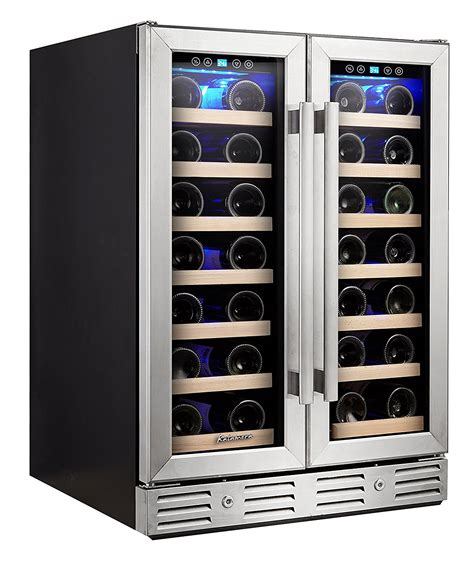 24 wine refrigerator 24 bottle wine cooler decor ideasdecor ideas