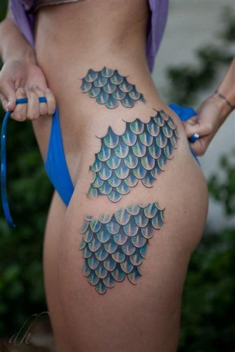 Creative Kitchen Storage Ideas 30 Mermaid Scales Tattoo Designs For Girls