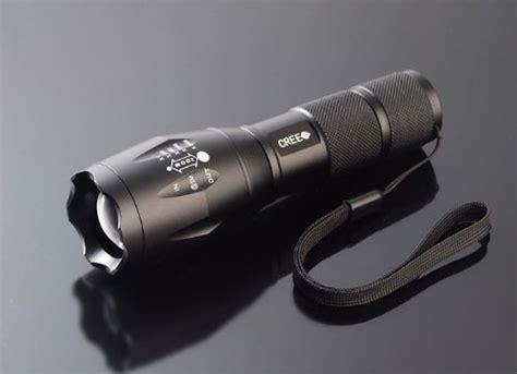 Senter T6 Xml Terang Free Bracket Senter Led Cree Ker 1600 lumen zoomable cree led flashlight torch