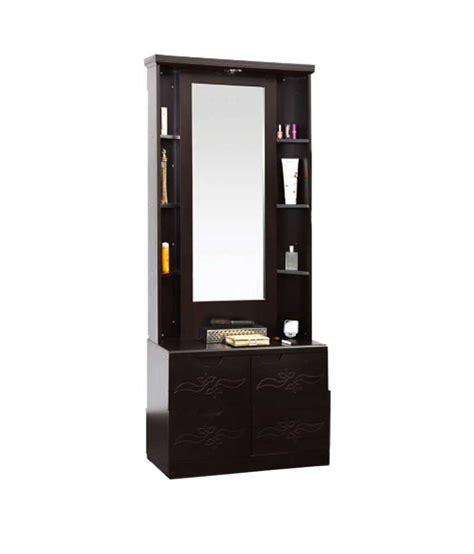 Door Designs India by Mavi Alder Brown Acacia Dressing Table Buy Online At Best