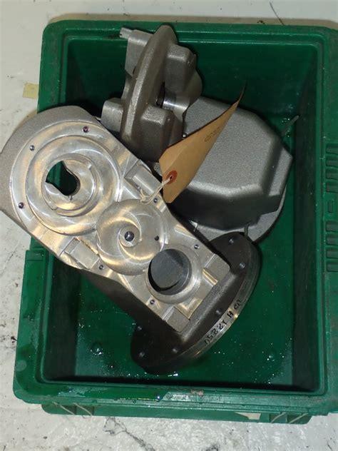 Spot Welder Tip Dresser by Used Aluminum Spot Weld Electrode Tip Dresser Hgr