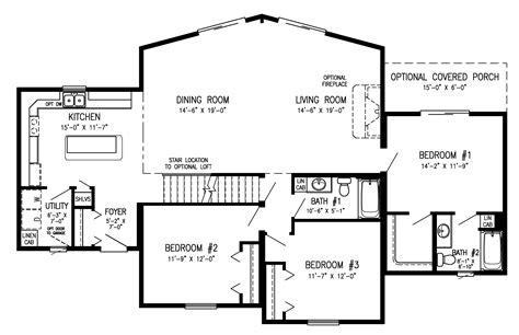 clearwater floor plan vander berg homes custom modular home builders northwest