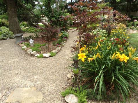 Pea Gravel Garden 2013 Garden Paths Pea Gravel Garden Path